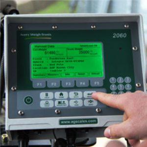 Terminales y Controlares de pesaje